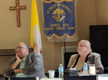 Diocese staff reflects on 'listening with a servant's heart'