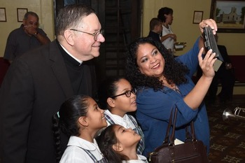 Being a pastor is future bishop's first love