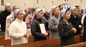 Strong prayer life influences choice to become nun, brother
