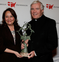 Catholic Extension honors Texas First Lady Cecilia Abbott with 'Spirit of Francis Award'