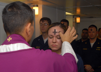 Ash Wednesday marks opening of Lent on March 1
