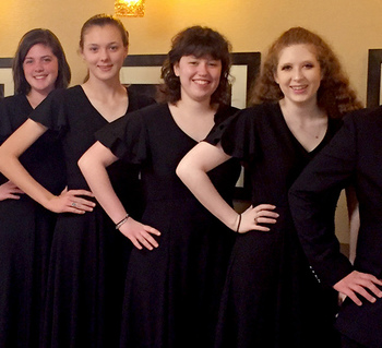 Angels place at TAPPS State Solo and Ensemble Contest