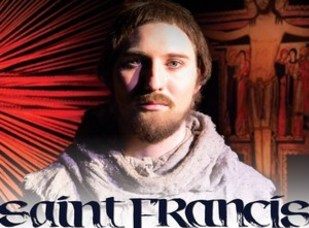 St. Francis of Assisi  <br />comes alive in stage play