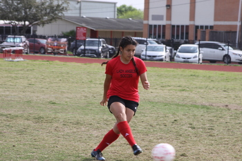 Girl's Varsity soccer team head to TAPPS State Championship