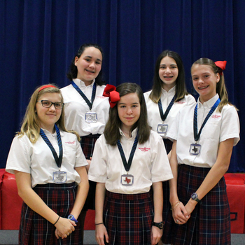 History Fair Winners Qualified For State