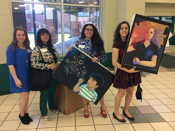 Visionarios 2017 Youth Art Contest Winners