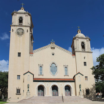 KLUX will carry Holy Week services live from Corpus Christi Cathedral