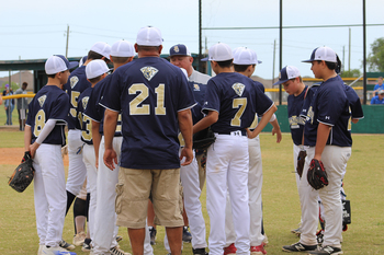 Bishop Garriga Crusaders hosted first game ever