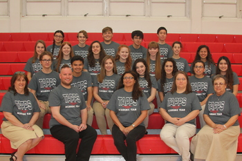 IWA Students place at TAPPS State Academic and Speech Competition