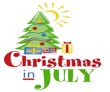 Christmas in July at St. Paul the Apostle