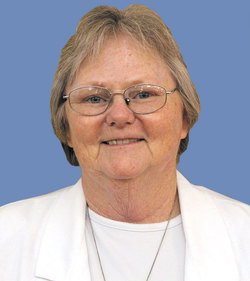 Sister Eileen observes 40 years in consecrated life