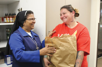 Emergency Aid program is heart of Catholic Charities
