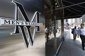 Men's Wearhouse Launches 10th Annual National Suit Drive
