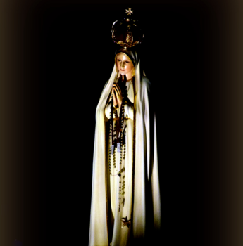 Visit of Our Lady of Fatima Centennial Pilgrimage Statue to OLPH