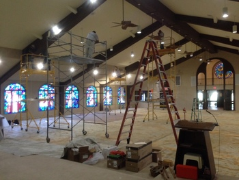 St. Paul the Apostle begins next half century with facelift