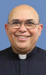 Father Romeo Salinas is new vocation director