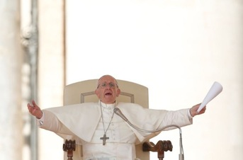 Pope launches 'Share the Journey' campaign