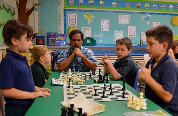 St. Patrick students excel in chess, math