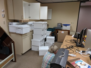 Chancery offices have moved to new location