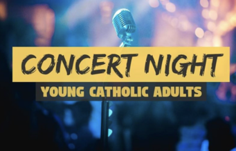 Young Catholic Adults to host concert at St. Pius X