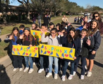 St. Pius X School invites other schools to join parade
