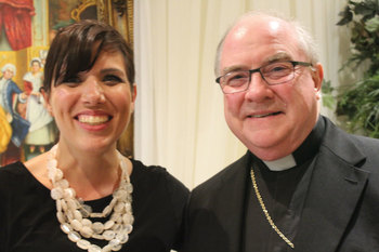 Celebration For Life featured abortion survivor and pro-life activist