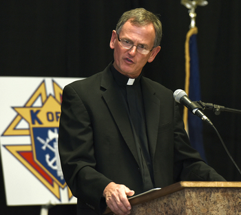 Knights of Columbus honor clergy and religious