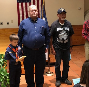 Veterans Day celebrated at St. Pius X School