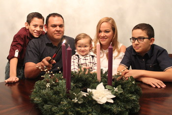 Advent, a time for families to bond
