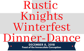 Rustic Knights Winterfest Dinner-Dance