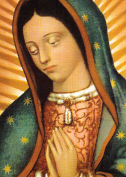 Feast Day Celebration of Our Lady of Guadalupe