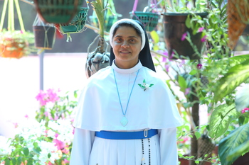 Sister Rose Paul Madassery to leave Mother Teresa Shelter