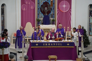 St. Elizabeth of Hungary celebrated 100 years of faith