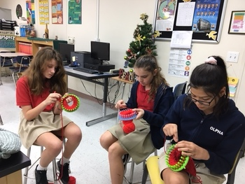 OLPH Academy project encourages service and prayer
