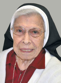 Sisters mark 70 years of profession of vows