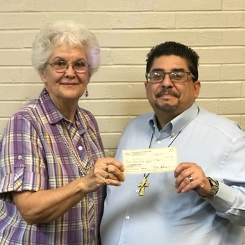 OLPH Faith Formation Ministry receives grant from KJT Society