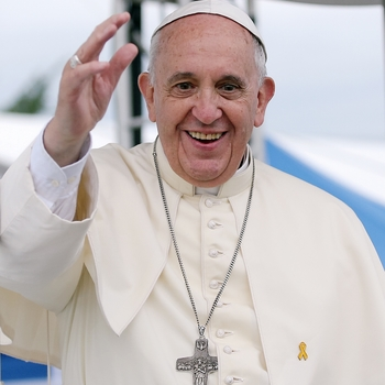 Pope Francis approval high in the U.S.