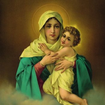 """What is our Blessed Mothers' role in my Life?"