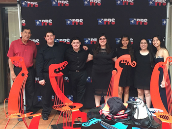 High School musicians awarded first place at State