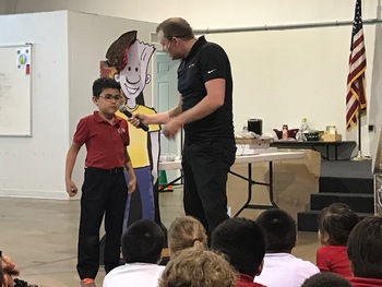 Sacred Heart School presents NED Show