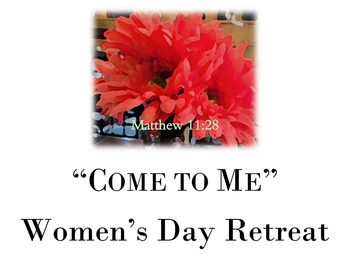 Women's Day Retreat