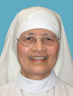 Sister Mary Piedad Natino celebrates 50 years