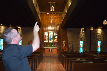 Despite adversity, parishes remain hopeful