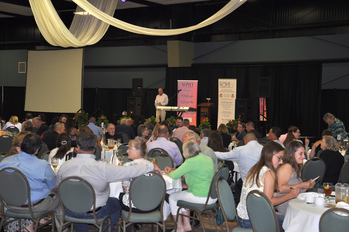 Refuge of Hope Benefit entertained supporters