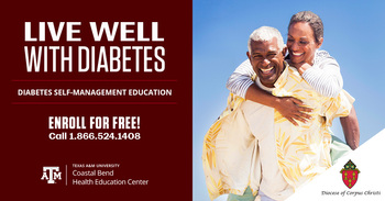 One-day Diabetes class at St. Anthony School