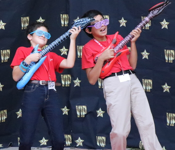 IWA students become rockstars on GYTO day