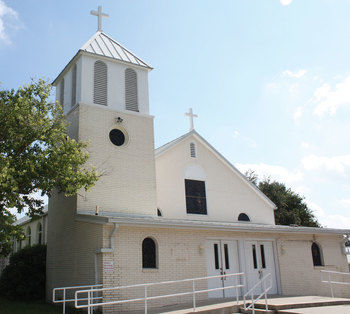 2019 Stewardship Appeal Reception for the Beeville Deanery