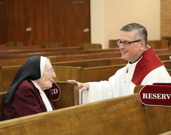 Six jubilarians were honored at a special celebration