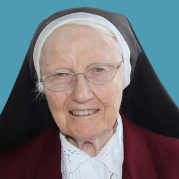 Sister Catherine Brehony, IWBS marks 70 years of profession of vows
