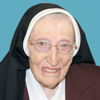 Sister Agnes Marie celebrates 75 years